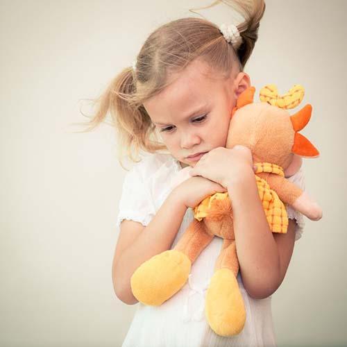 Ansiedad en niños cómo tratarla