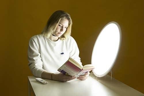 Efectos de la luz a 6000 kelvins